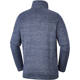 Columbia Boubioz Full Zip Fleece Jacket Men Collegiate Navy